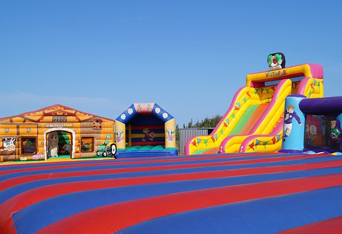 Reasons Why A Bouncy Castle Is A Must Have In Your Party